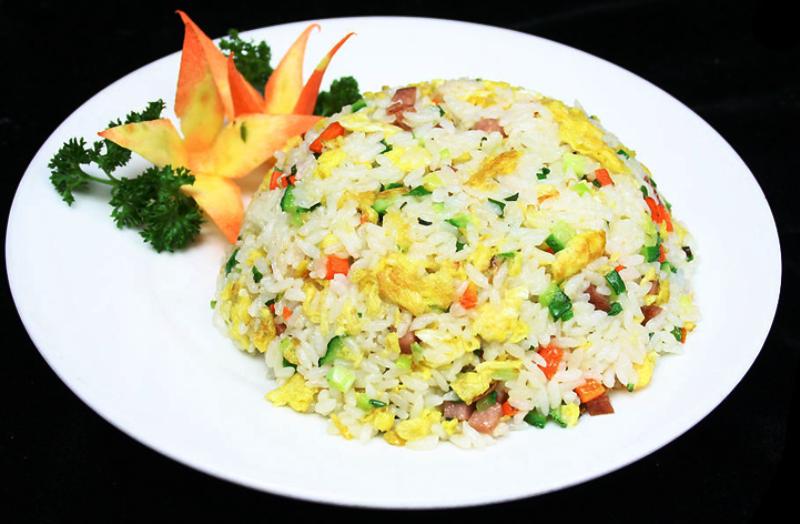 рис с яйцом рецепт с фото